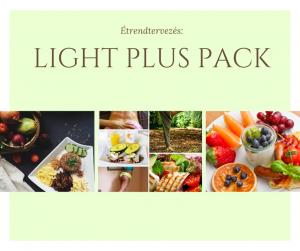 Étrend: Light Plus Pack