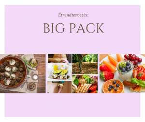 Étrend: Big Pack