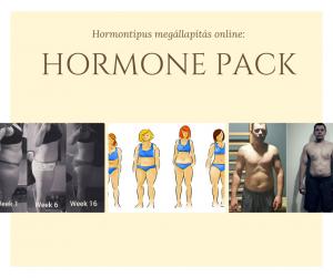 Hormontípus megállapítása: Hormone Pack